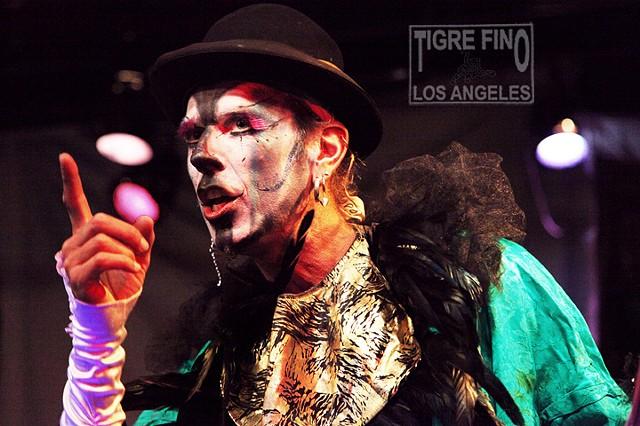Flight of the Jaguar Magician, photo by Tiger Munson