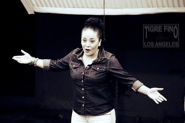 artist Janet Gonzalez
