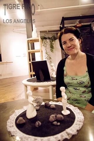 artist Alison Lee Schroeder
