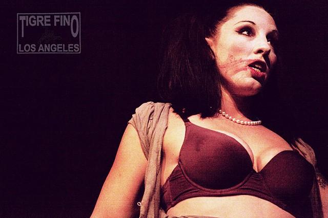 Mistress Kara, photo by Tiger Munson