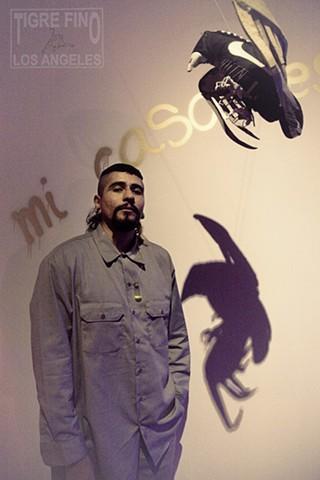 artist Rafa Esparza