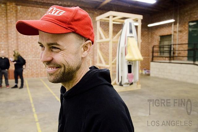 artist Joel Kyack