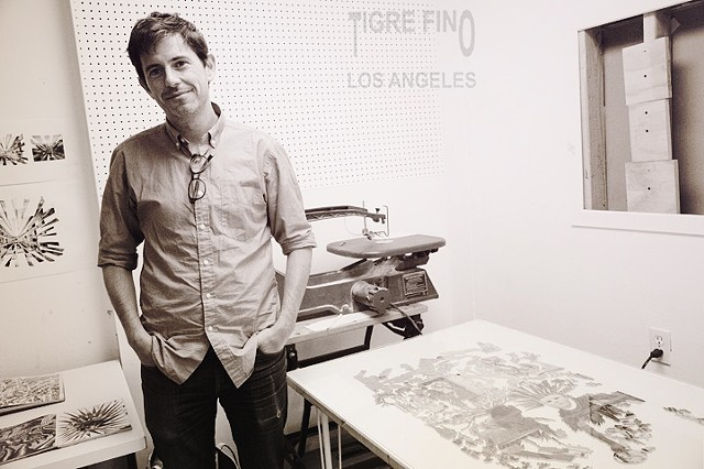 artist David Earle