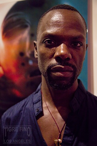 artist Duane Paul