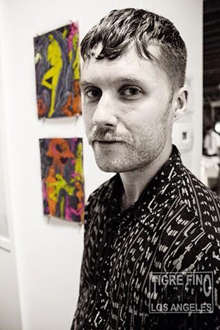 artist David Rasmussen