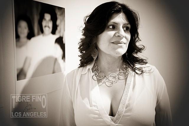 artist Michelle Lopez