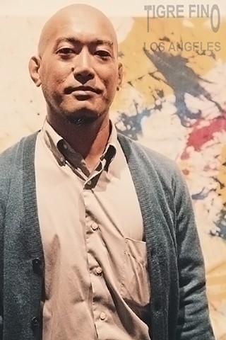 artist Kaz Oshiro