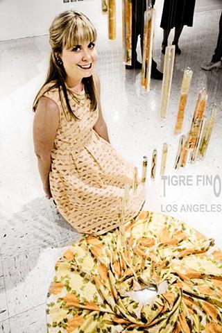 artist Lauren Becker