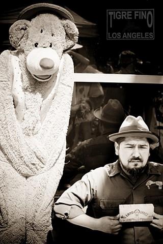 artist Raul Paulino Baltazar