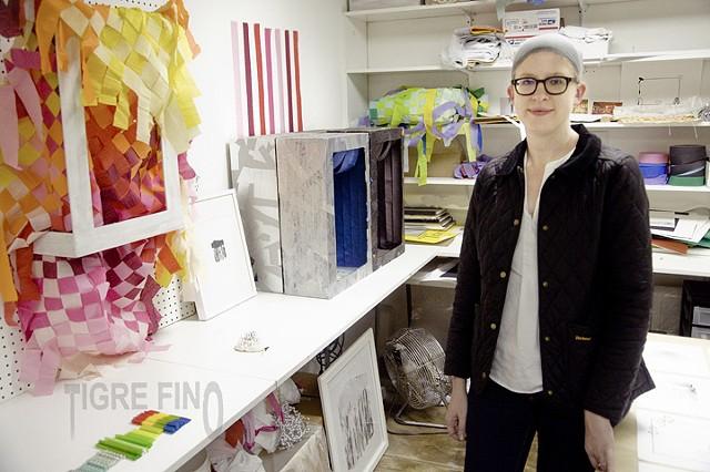 artist Astri Swendsrud