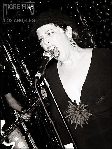 Romy Kaye, Photo by Tiger Munson