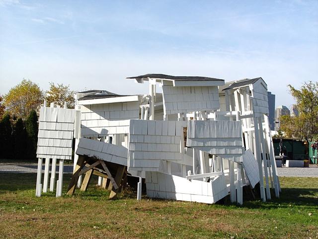 Architectural Site Specific Public Art