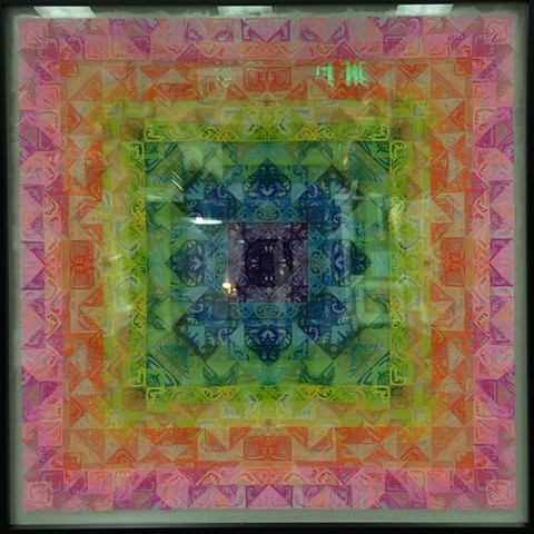 Square Vortex