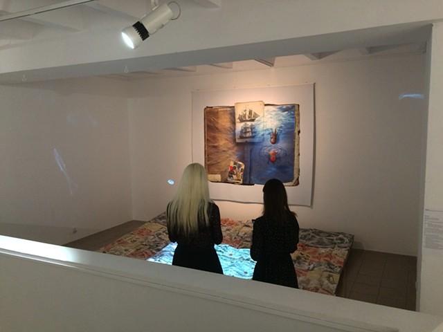 Installation View at Kobro Gallery