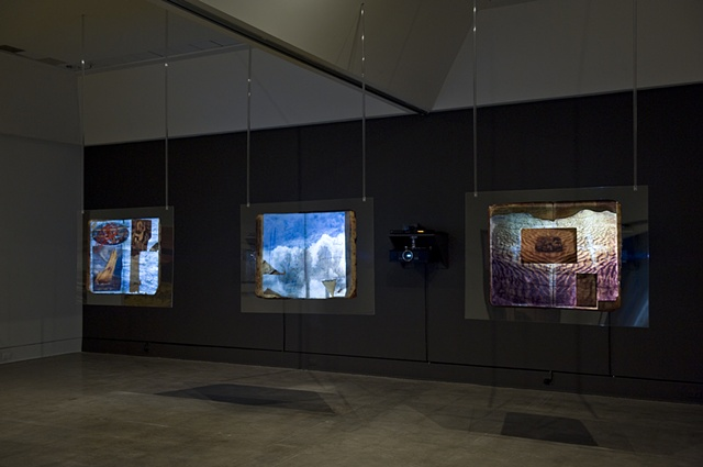 The Ledge Suite, For the Exhibition Last Frontier  Exhibited at the art Gallery of Nova Scotia in 2011, Curated by Sarah Filmore