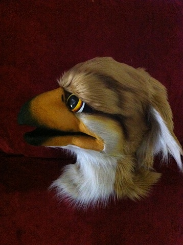 Gryphon head