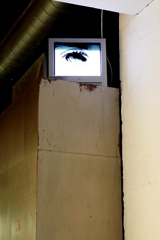 Surreal Eye (CRT TVs)