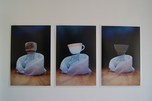 Three Sisters (installation view)