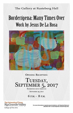 Solo Exhibition UTRGV-Brownsville