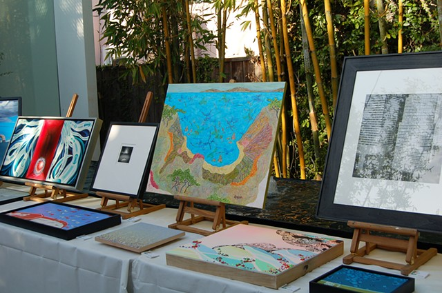 2007 - LIVE ART AUCTION