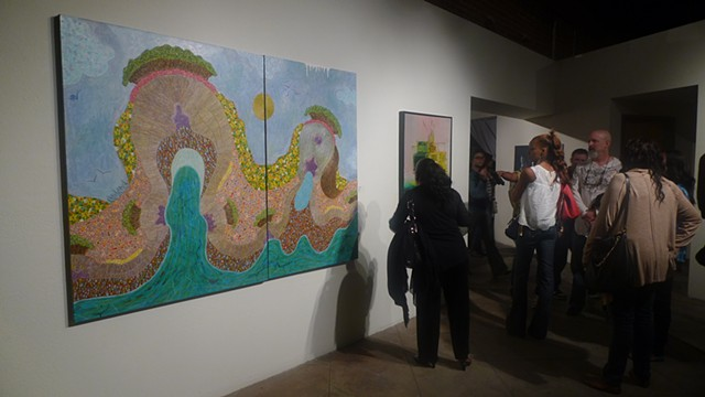 2011-DEEP  Orange County Center for Contemporary Art (OCCCA)