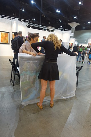 LA ART SHOW 2018 - Modern + Contemporary