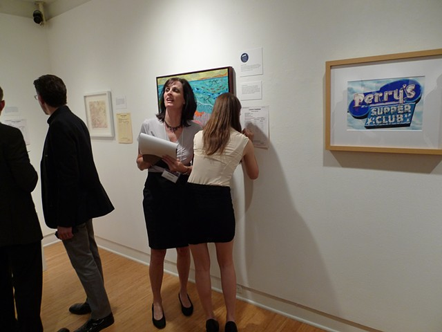 "2012-""ART AUCTION 2012"" Laguna Art Museum. Laguna Beach, CA"