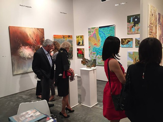 2016 - PALM BEACH ART FAIR