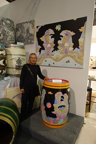 2015 - Botart at WestEdge Design Fair