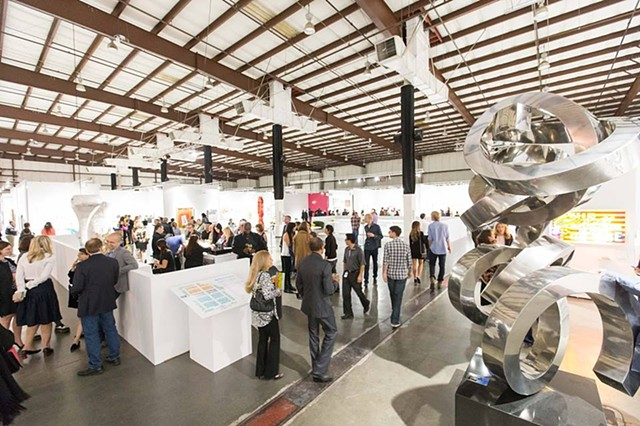 2015 - Art Silicon Valley/San Francisco Fair