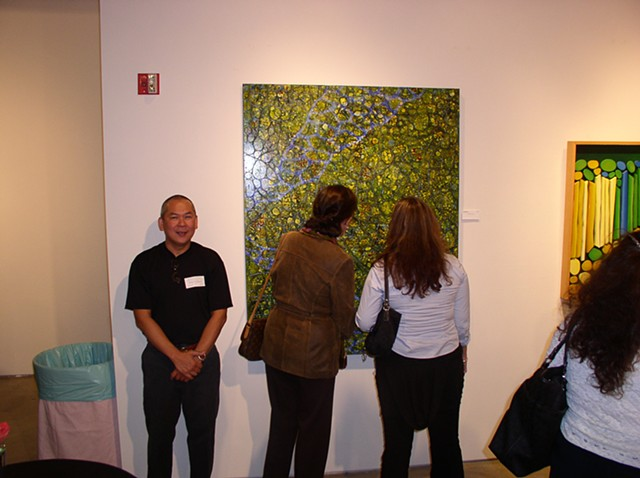 "2004-""Southern California Regional Juried Award Exhibition"" San Diego Art Institute/Museum of the Living Artist. Balboa Park, CA"