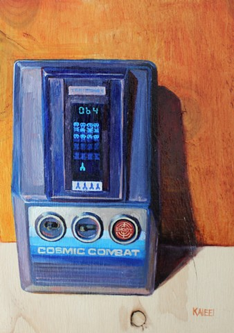 Cosmic Combat Handheld Video Game