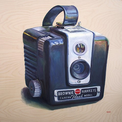 Monster Brownie Camera