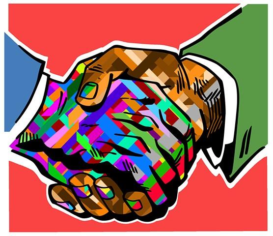 Hands of Color