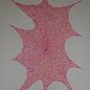 Splash (Pink on White)