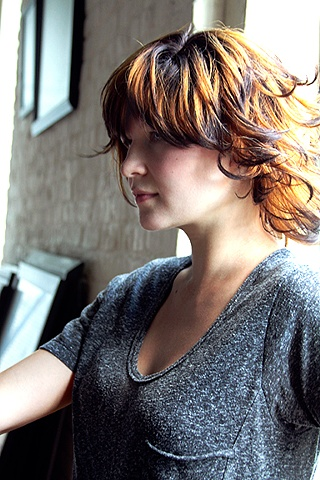Yuliya in Wig