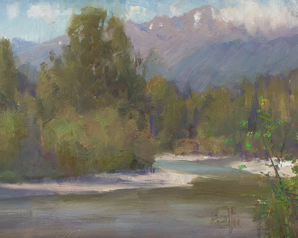 Devin Roberts Paintings En Plein Air