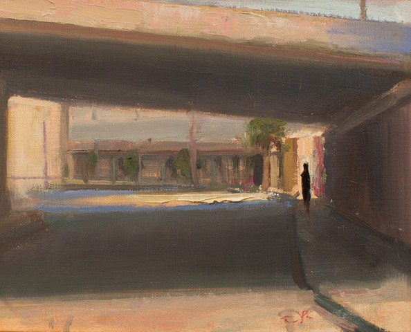 Devin Roberts Plein Air Painting Artist Art