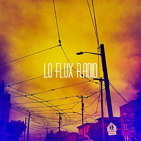 Lo Flux Radio Album Cover