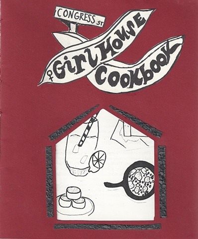 Girl House Cookbook Cover