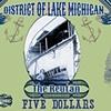 Streeterville Re-enactment Currency: Reutan Five Dollars