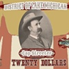 Streeterville Re-enactment Currency: Cap Streeter Twenty