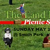 The Land Line Picnic Social Promo Poster