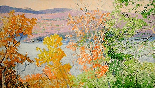 Hudson from the Appalachian Trail_left side