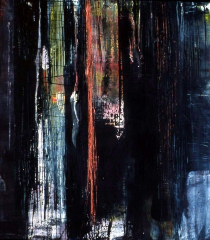 Untitled - Black Painting12
