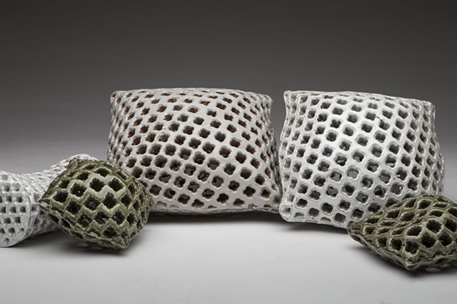 Stoneware Pillows