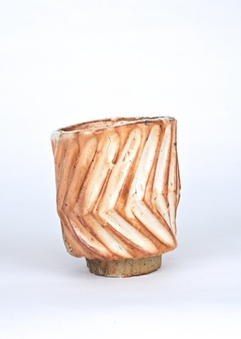 Wood fired stoneware, Ohio, coffee cup, Andrew M Simmons, Artist, Ceramic, clay