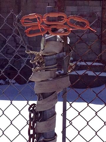 Free Arts Brooklyn: Mending Fences