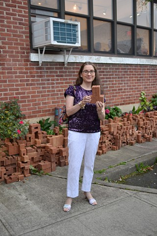 Brick Extraction, Clay Art Center