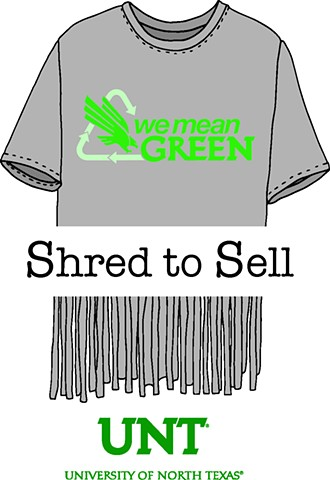 Shred to Sell branding